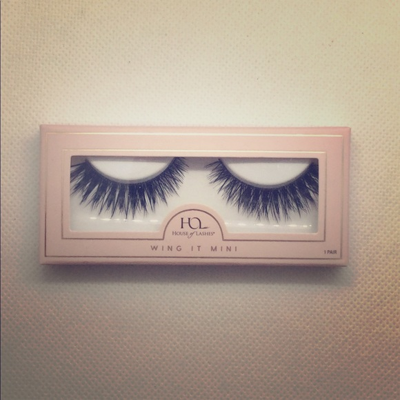 4d6d9f95f45 House of Lashes Makeup | Wing It Mini False Eyelashes | Poshmark